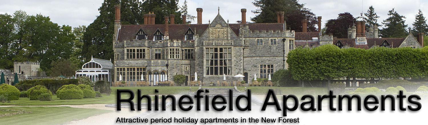Rhinefield Apartments